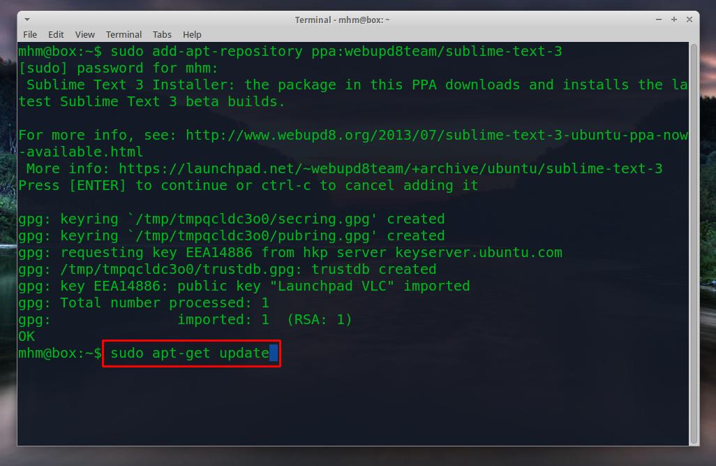 Install Sublime Text 3 on Ubuntu Through PPA | BuyProTheme