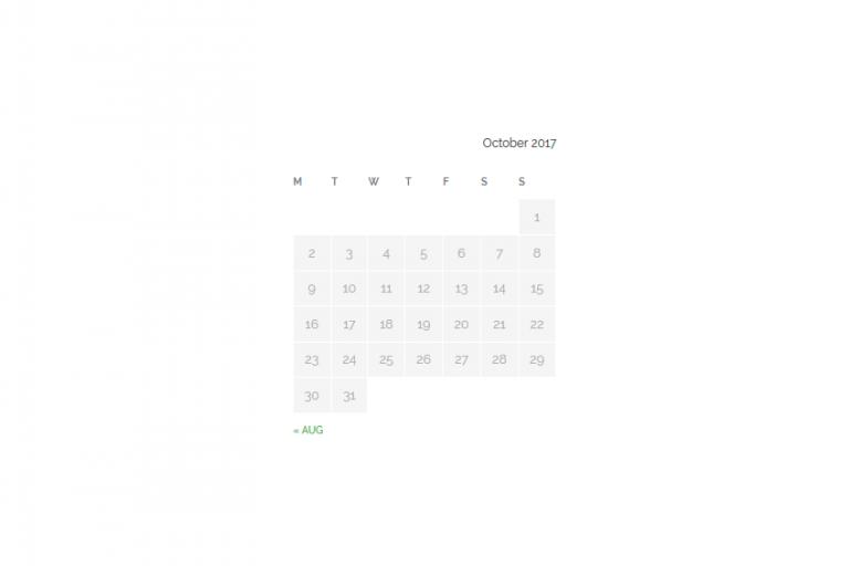 calendar css - Hizir kaptanband co